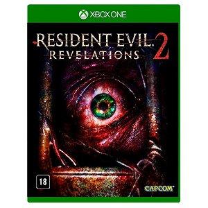 Jogo Resident Evil: Revelations 2 - Xbox One