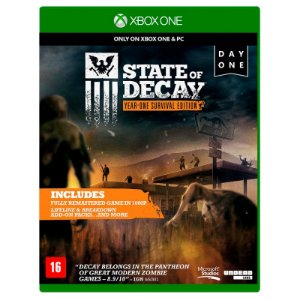 Jogo State of Decay: Year One Survival (Day One Edition) - Xbox One