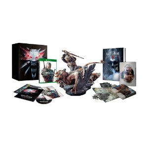 Jogo The Witcher 3 Wild Hunt (Collector's Edition) - Xbox One