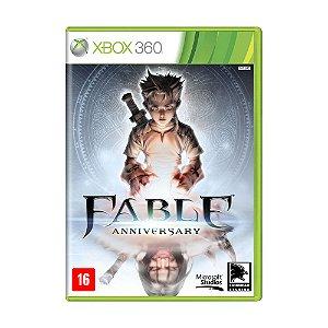 Jogo Fable Anniversary - Xbox 360