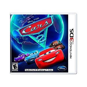 Jogo Cars 2 - 3DS