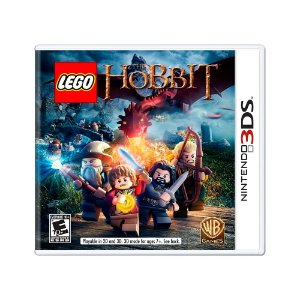 Jogo LEGO The Hobbit - 3DS
