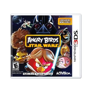 Jogo Angry Birds Star Wars - 3DS