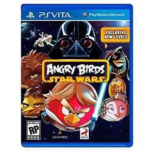 Jogo Angry Birds Star Wars - PS Vita