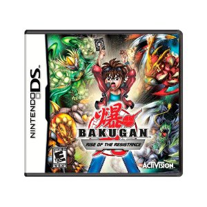 Jogo Bakugan: Rise of the Resistance - DS