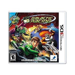 Jogo Ben 10: Galactic Racing - 3DS