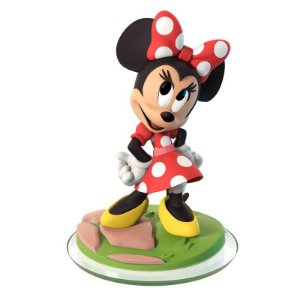 Boneco Disney Infinity 3.0: Minnie Mouse - Multiplataforma