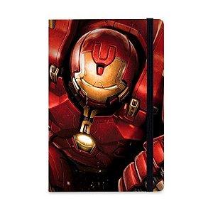 Caderno de Notas Hulkbuster Vingadores - Studiogeek