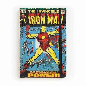 Caderno de Notas The Invincible Iron Man #47 Marvel - Studiogeek