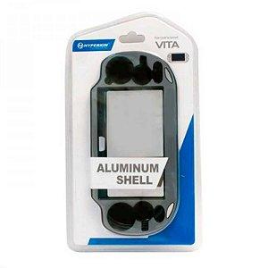Capa Hyperkin Prata de alumínio escovado - PS Vita