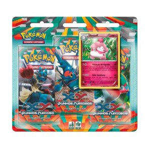 Card Box Pokemon - X Y 3 Slurpuff - PT