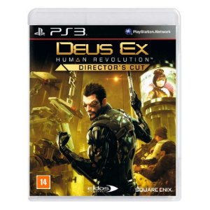 Jogo Deus Ex: Human Revolution Director's Cut - PS3