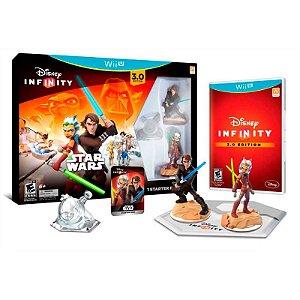 Jogo Disney Infinity 3.0: Star Wars Starter Pack - Wii U