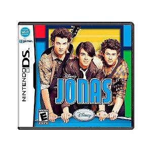 Jogo Disney Jonas - DS