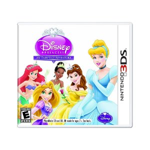 Jogo Disney Princess: My Fairytale Adventure - 3DS