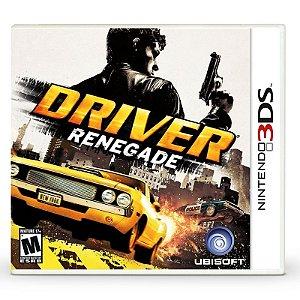 Jogo Driver: Renegade - 3DS