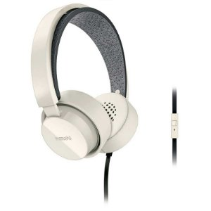 Headphone Philips Shibuya CitiScape SHL5205 Branco com fio - PC