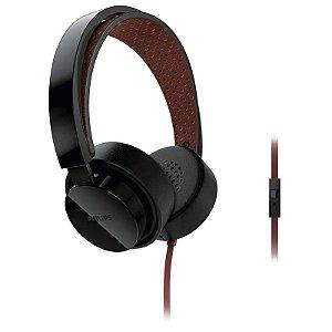 Headphone Philips Shibuya CitiScape SHL5205 Preto com fio - PC