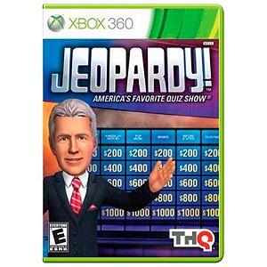 Jogo Jeopardy! America's Favorite Quiz Show - Xbox 360
