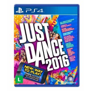 Jogo Just Dance 2016 - PS4