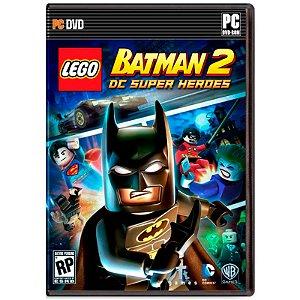 Jogo LEGO Batman 2: DC Super Heroes - PC