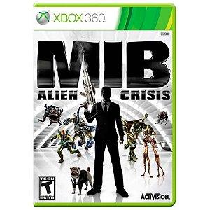 Jogo MIB: Alien Crisis - Xbox 360