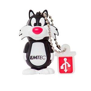 Pen Drive Emtec Looney Tunes: Sylvester 4GB