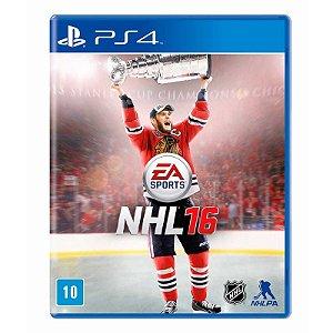 Jogo NHL 16 - PS4
