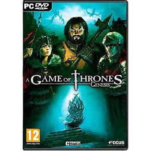 Jogo A Game of Thrones: Genesis - PC