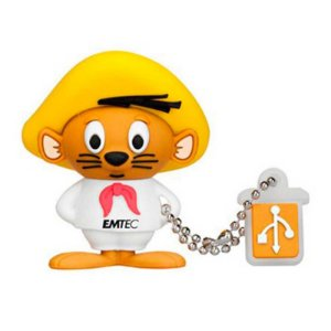 Pen Drive Emtec Looney Tunes: Speedy 4GB