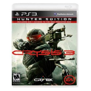 Jogo Crysis 3 (Hunter Edition) - PS3