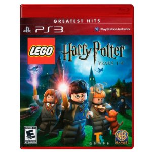 Jogo LEGO Harry Potter: Years 1-4 - PS3
