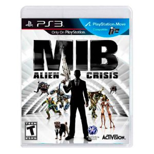Jogo MIB: Alien Crisis - PS3