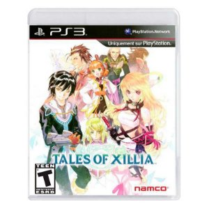 Jogo Tales of Xillia - PS3