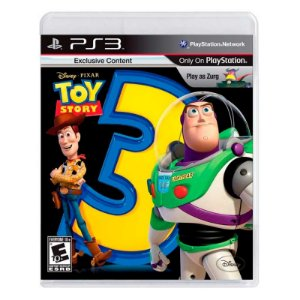 Jogo Toy Story 3: The Video Game - PS3