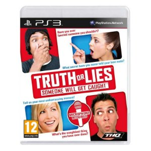 Jogo Truth or Lies: Someone Will Get Caught - PS3