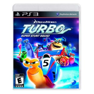 Jogo Turbo: Super Stunt Squad - PS3