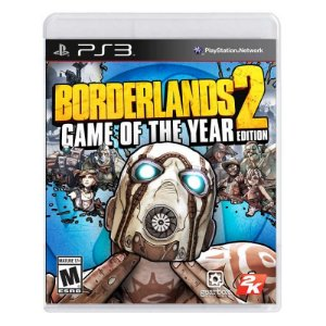 Jogo Borderlands 2 (GOTY) - PS3