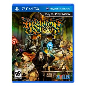 Jogo Dragon's Crown - PS Vita