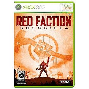 Jogo Red Faction: Guerrilla - Xbox 360