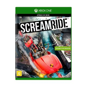 Jogo Scream Ride - Xbox One