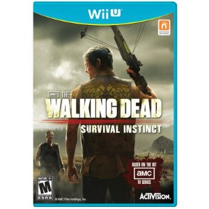 Jogo The Walking Dead: Survival Instinct - Wii U