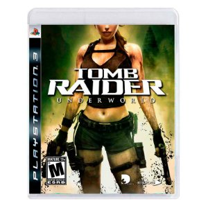 Jogo Tomb Raider Underworld - PS3