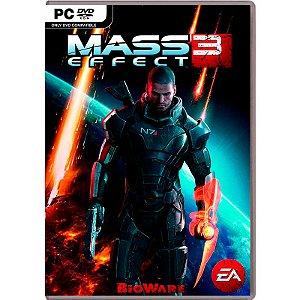 Jogo Mass Effect 3 - PC