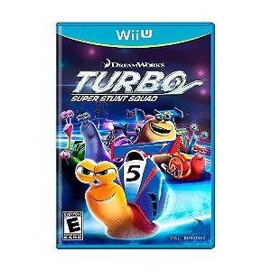 Jogo Turbo: Super Stunt Squad - Wii U