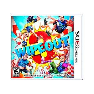 Jogo Wipeout 3 - 3DS