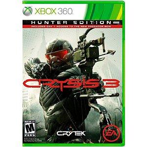 Jogo Crysis 3 (Hunter Edition) - Xbox 360