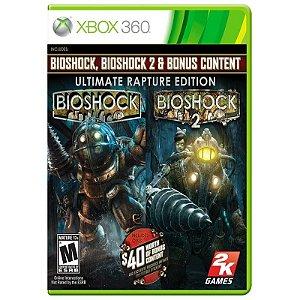 Jogo BioShock (Ultimate Rapture Edition) - Xbox 360