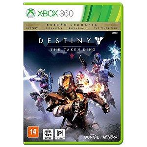 Jogo Destiny The Taken King (Edição Lendária) - Xbox 360