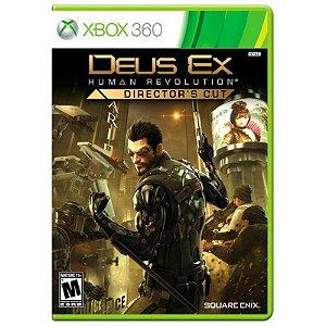 Jogo Deus Ex: Human Revolution (Director's Cut Edition) - Xbox 360